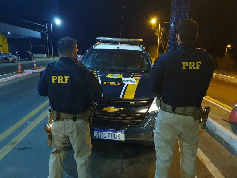 Idoso acusado de estupro de vulnerável é preso pela Polícia Rodoviária Federal