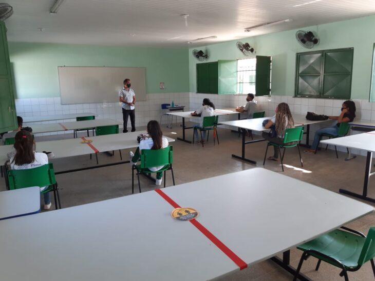 Retorno das aulas presenciais da rede estadual deve acontecer no 2º semestre no Piauí
