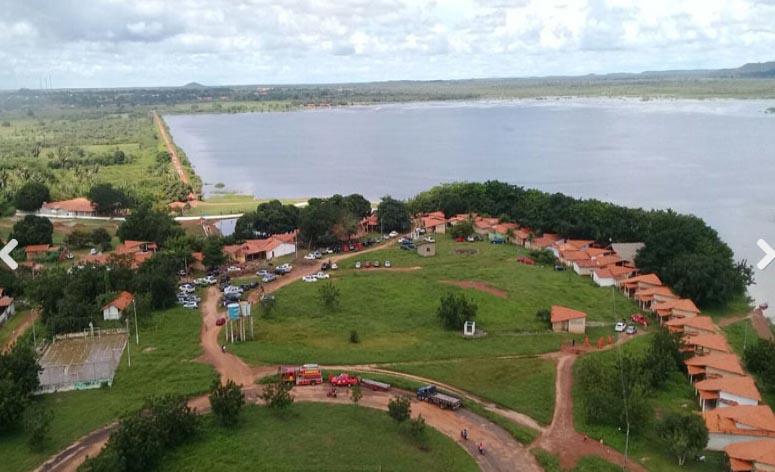 Barragem do Bezerro é interditada por 18 dias para conter o avanço da Covid