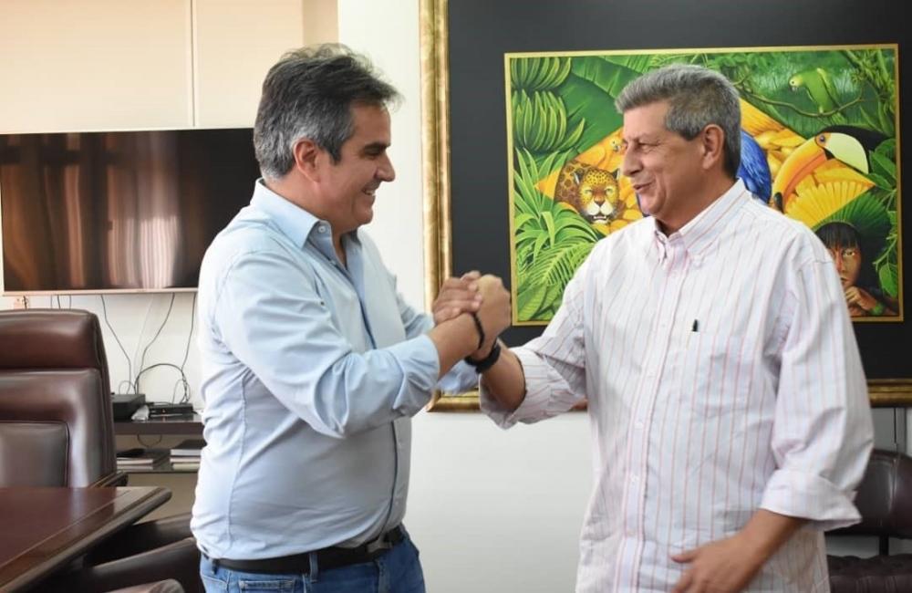 Ciro Nogueira anuncia filiação do ex-governador Zé Filho ao Progressistas - Foto: Instagram