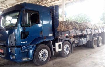 Caminhão é tomado de assalto na PI 211 em Esperantina