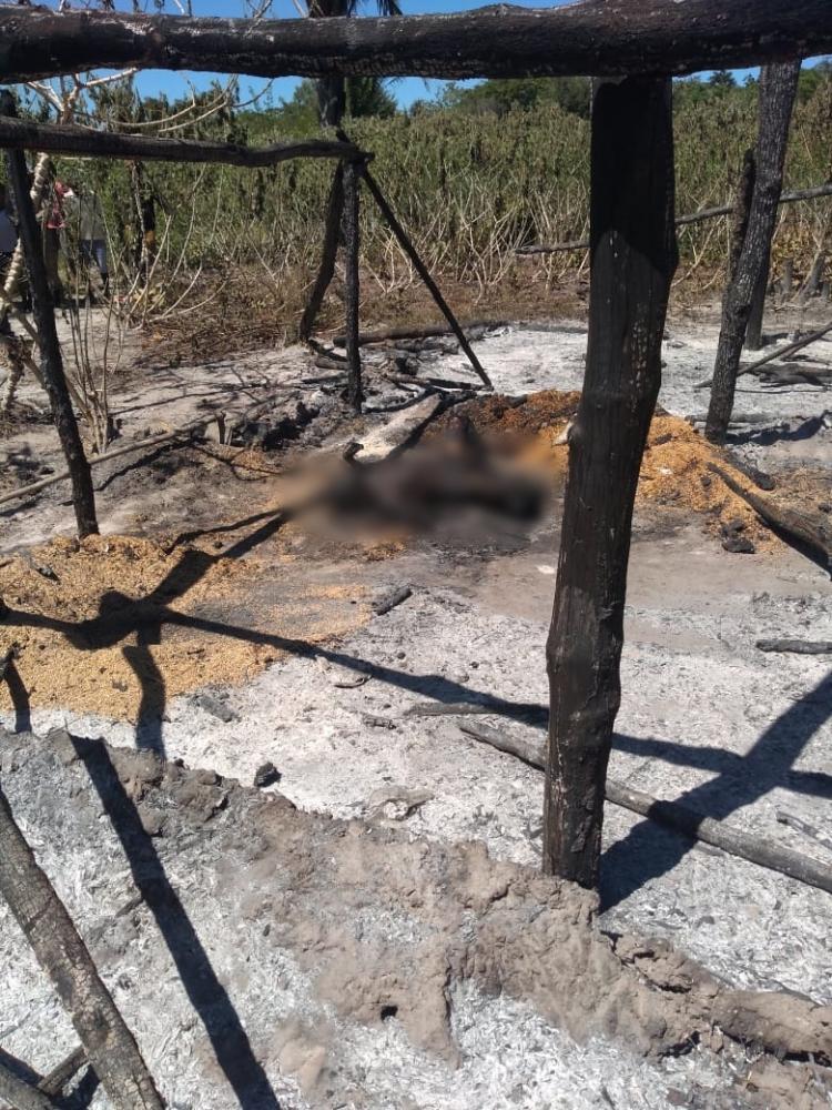 Idoso é encontrado morto dentro de casa na zona rural de Barras - Foto: Longá