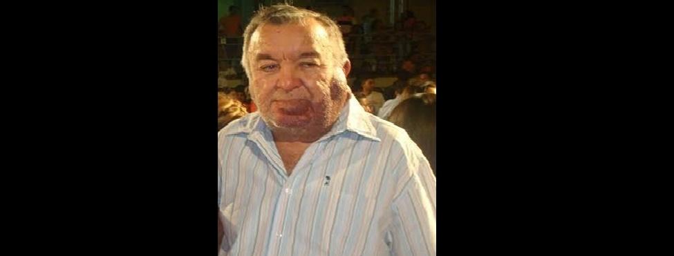 Morre, aos 74 anos, o ex-prefeito de Barras Manoel Almeida