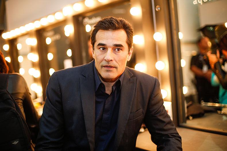 Ator Luciano Szafir tem alta após mais de um mês internado com Covid-19
