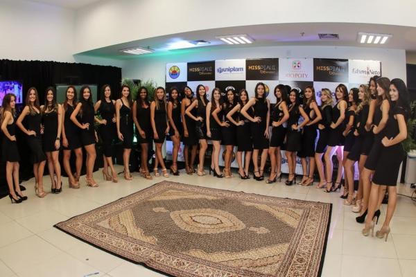 Conheça o perfil das finalistas do Miss Piauí 2017