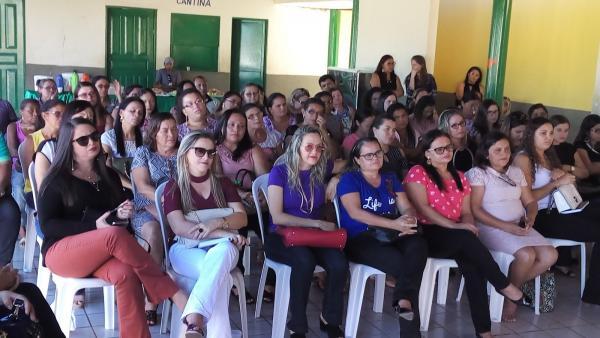Semed de Jatobá do PI promove Semana de Formação Pedagógica