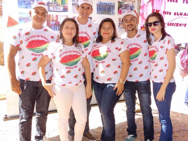 Feira da agricultura familiar marca a abertura da XIII Festa da Melancia de Jatobá do PI