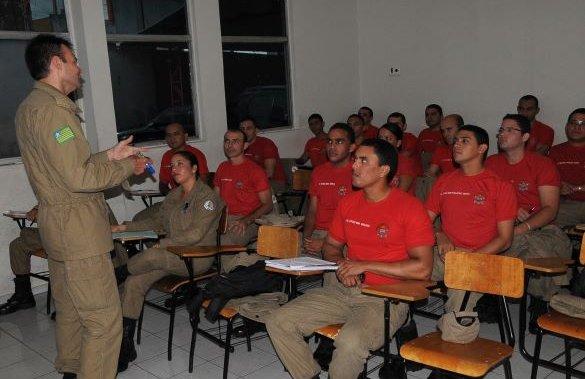 Corpo de Bombeiros anuncia concurso com 110 vagas para nível médio no Piauí