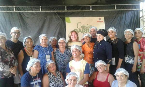 Prefeitura de Barras e Sebrae oferecem Oficinas de Culinária com aproveitamento do caju