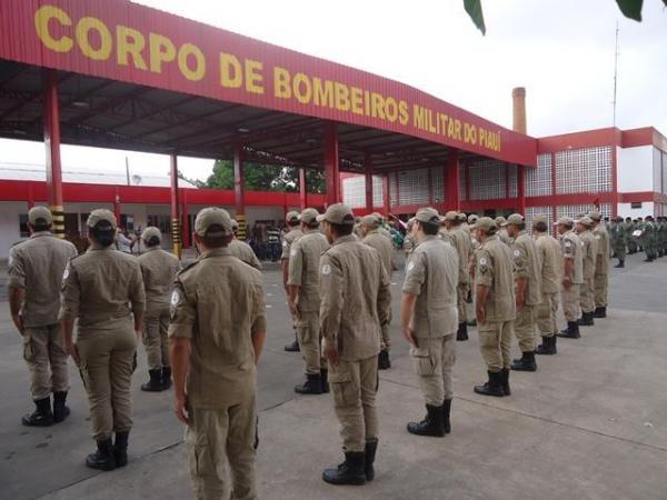 Inscrições para o Concurso do Corpo de Bombeiros do Piauí começam hoje (18)