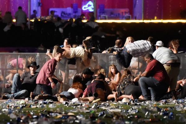 Ataque deixa ao menos 50 mortos e 200 feridos em festival em Las Vegas