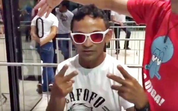 Gleyfy Brauly é discriminado em festa do Dia do Piauí; Vídeo