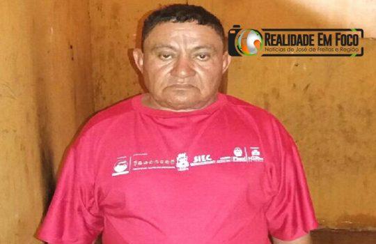 Acusado de estuprar criança de 3 anos é preso na zona rural de Barras