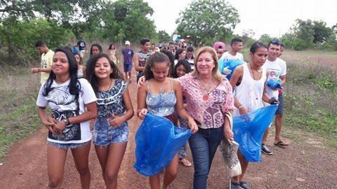 Serviço social de Barras promove manhã de educação ecológica  e lazer saudável