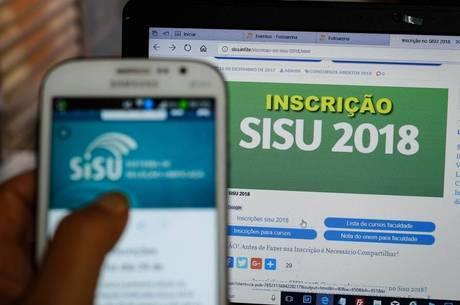 Ministério da Educação divulga hoje lista de aprovados no Sisu