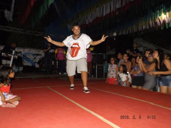 Escolhidos Rei e Rainha do Carnaval de Barras 2018
