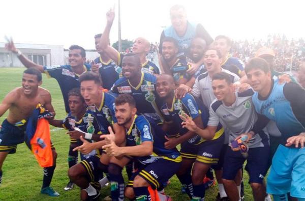 Altos vence por 2X1 Atlético-GO e avança na Copa do Brasil