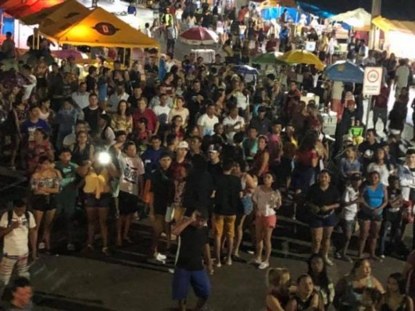 FIASCO! Carnaval de Parnaíba acaba sendo o pior do Litoral; da população só se ouvia reclamações
