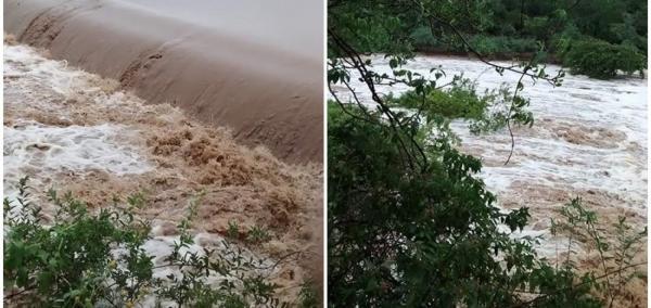 Cinco barragens do Piauí já sangram com fortes chuvas, confirma Dnocs