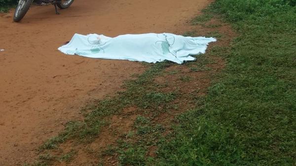 Acidente mata homem na BR 316 na zona rural de Elesbão Veloso