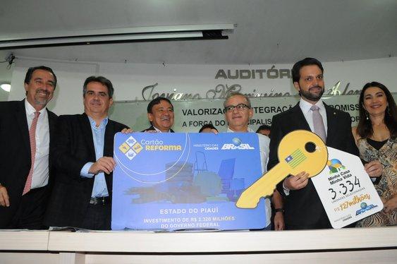 Piauí receberá mais de R$ 400 milhões em investimentos