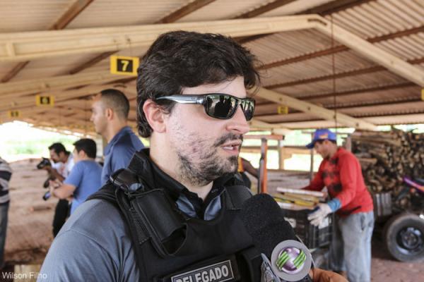 Secretário de Segurança Pública empossa novo delegado na DEPRE