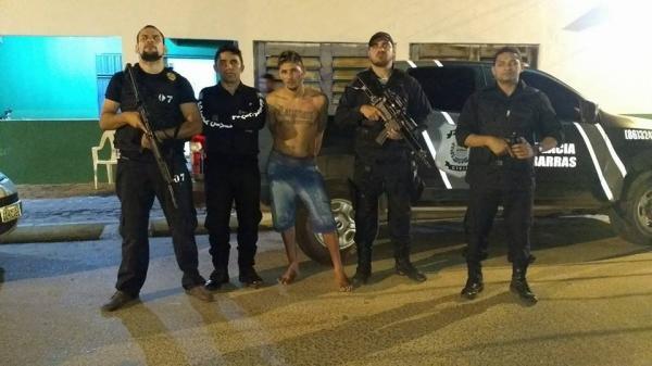 Polícia Civil prende traficante em Barras PI