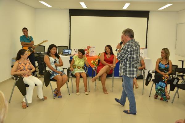 Em homenagem ao Dia Internacional da Mulher Senac realiza ação em Barras