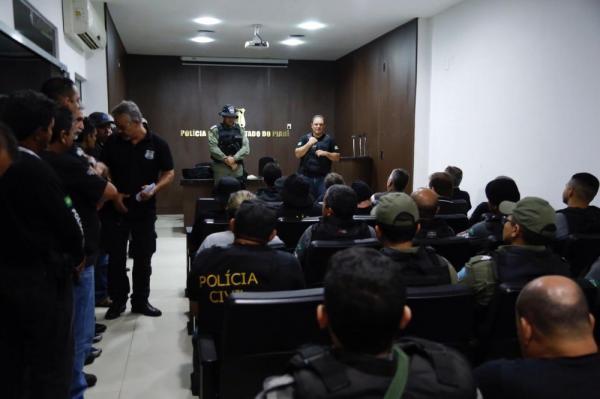 Operação Rapinagem prende suspeitos de assaltos e homicídios em Teresina e Nazária PI