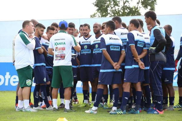 Time do Altos precisa vencer o Botafogo da Paraíba pelo Nordestão