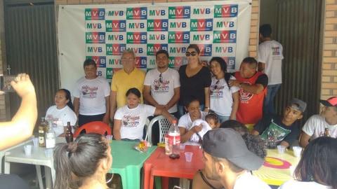 Movimento Valoriza Barras realiza feijoada em Barras