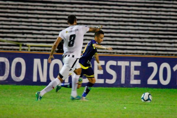 Time do Altos só empata com o Botafogo da Paraíba no Albertão