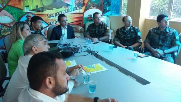 Projeto Rondon fará intervenção em 20 municípios piauienses