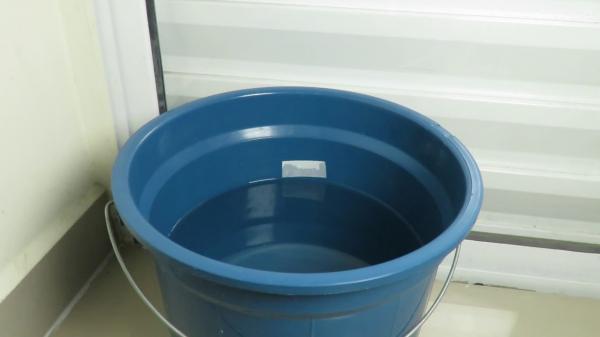 Criança morre afogada dentro de balde no Piauí