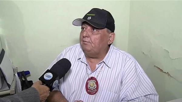 Delegado 'Jorginho' morre aos 61 anos vítima de infarto, em Teresina