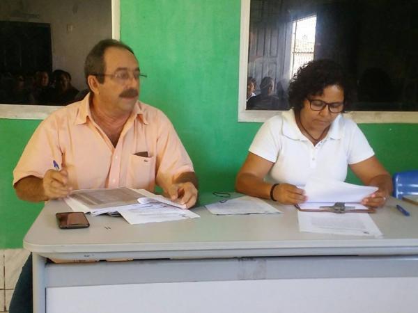 População sem moradia de Cabeceiras do Piauí PI ocupa conjunto habitacional