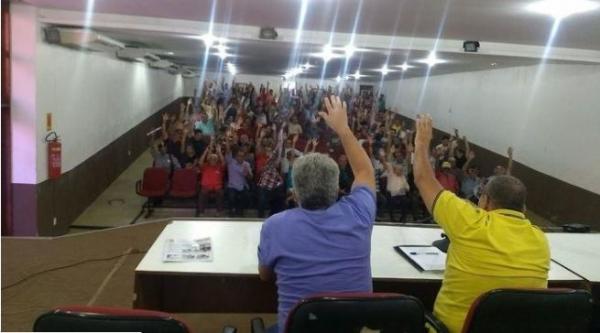 Policiais civis decidem deflagrar greve por tempo indeterminado