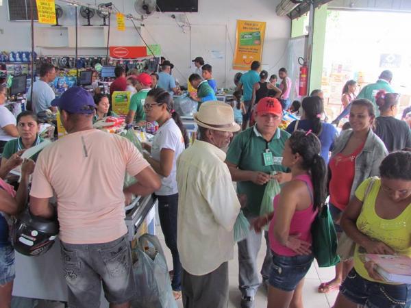 Neste sábado haverá  a maior promoção do comércio barrense