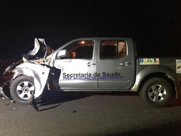 PI 113 registra dois graves acidentes na noite desta sexta (16)
