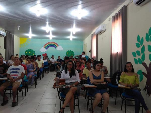 Semana da Água comemorado em Barras PI com lançamento Projeto