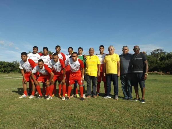 Copa Anísio Ramos de futebol tem início após 5 anos de paralisação