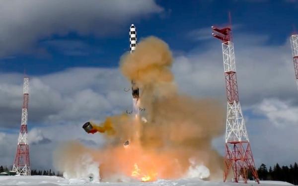 Como é o 'Satan 2', o míssil intercontinental 'invencível'