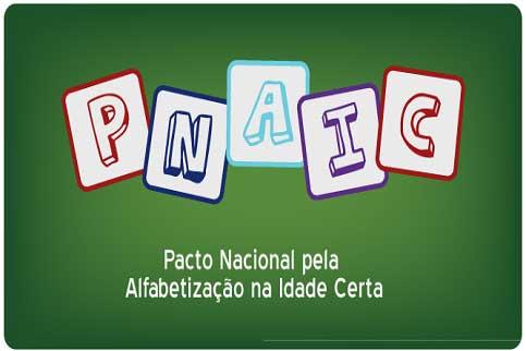 Formação do PNAIC Plano Nacional de Alfabetização na Idade Certa do Governo Federal lançado em Barras PI