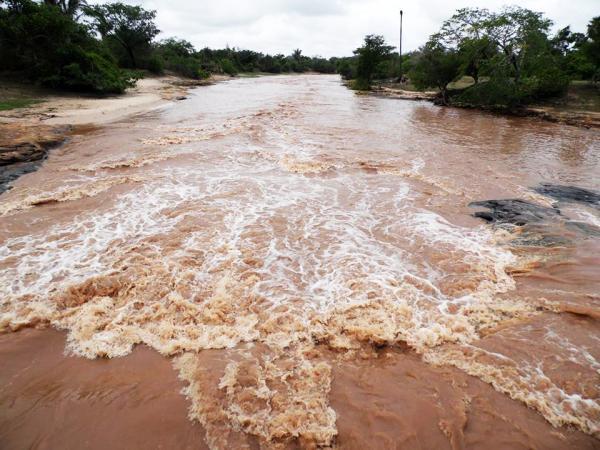 Criança desaparece em rio no município de Pau D´Árco do Piauí
