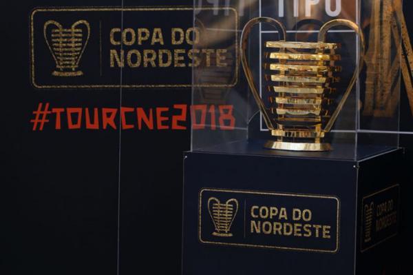 Clubes aprovam formato com mais jogos para a Copa do Nordeste 2019
