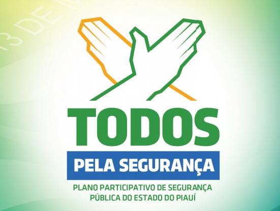 Novo secretário de Segurança Pública Rubens Pereira apresentou o Plano Participativo de Segurança Pública