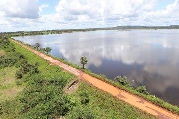 Cessa a pressão sobre a estrutura na Barragem do Bezerro em José de Freitas