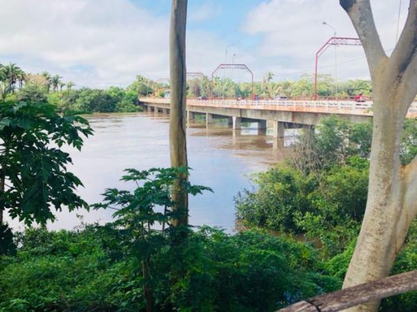 Rios Longá e marataoan elevam seus níveis e Defesa Civil em alerta