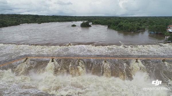 Rio Longá eleva nível para 16cm e preocupa população ribeirinha em Esperantina PI