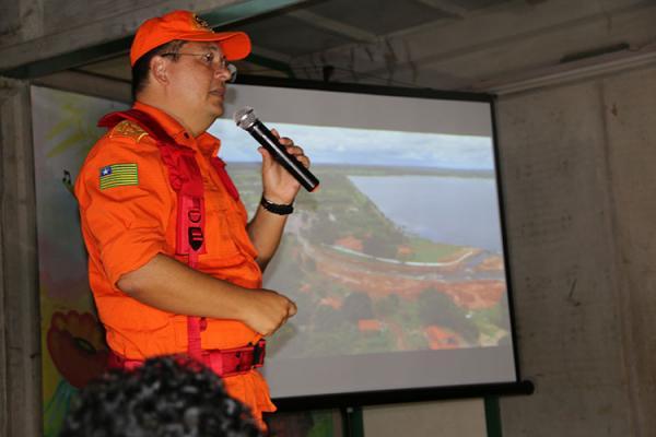 Barragem Emparedada em Campo Maior está com infiltrações no sangradouro e há riscos de rompimento.